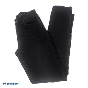 American Eagle Outfitters Black Slim Denim Jeans